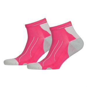 Puma Unisex Cell Performance+ Running Medium Quarter Socks 1P